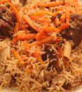 Mutton Kabuli Pulao Recipe