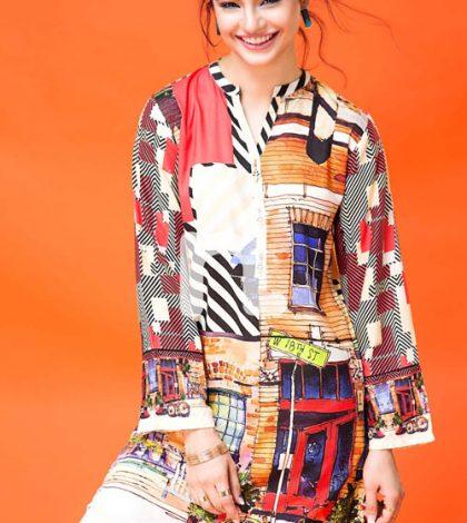 Stylish Ladies Kurti Design