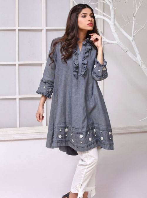 Stylish Ladies Kurti Design