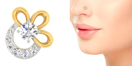 Nose Pin Diamond Designs