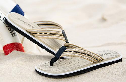 Branded Summer Slippers Mens 2018