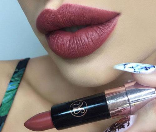 New Lipstick Colors 2018