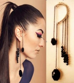 Stylish Earrings Designs 2018