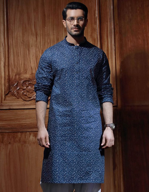 Latest Eid Men Kurta Shalwar Kameez Designs Collection 2018