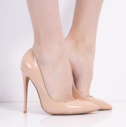 Ladies Branded Heels Shoes