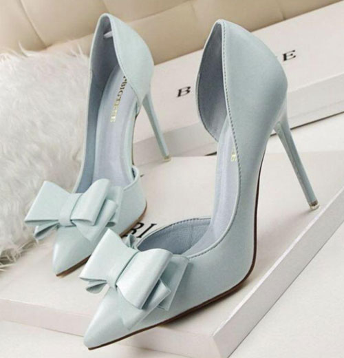 Ladies Branded Heels Shoes