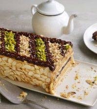 Marjolaine cake recipe