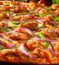 Tandoori Chicken Pizza Recipe by Shireen Anwar