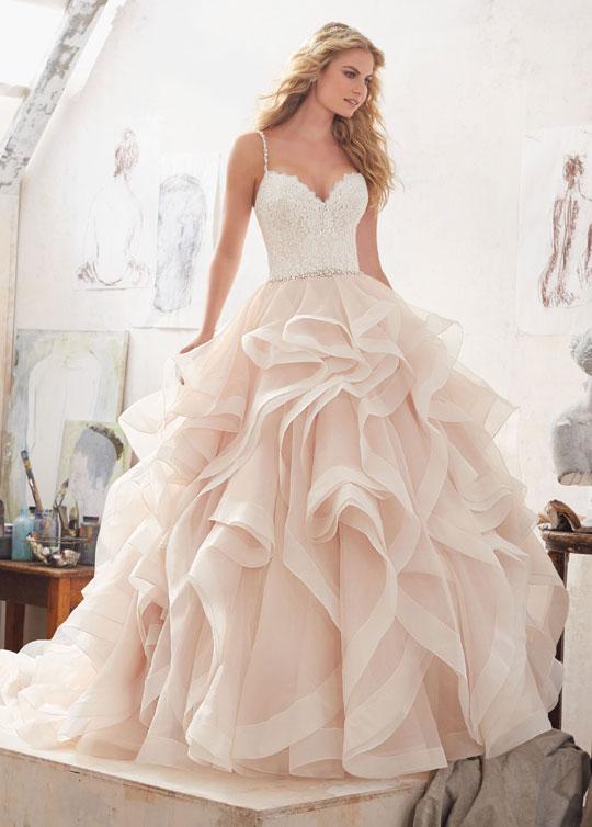 Latest Bridal Dresses 2019