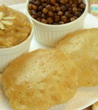 Halwa Poori Recipe By Zubaida Tariq
