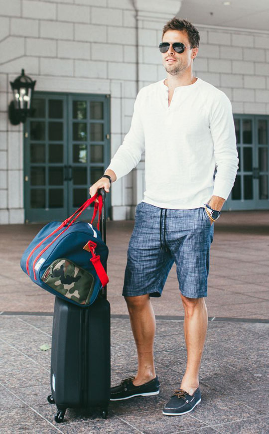 Stylish Summer Outfit for Mens
