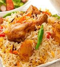 Delhi Chicken Biryani Recipe