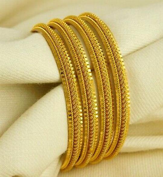 Gold Churiyan Designs 2020