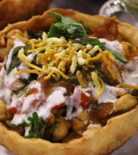 Katori Chaat Recipe