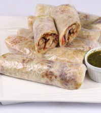 Chef Mehboob Khan Chapli Roll Paratha Recipe