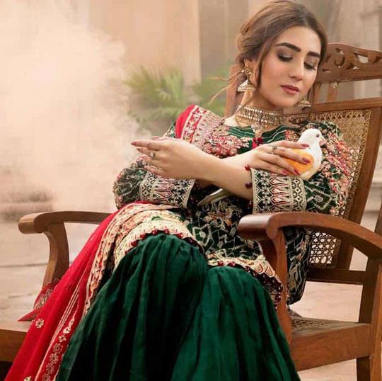 Beautyiful Pakistani Eid Dresses Collection 2020