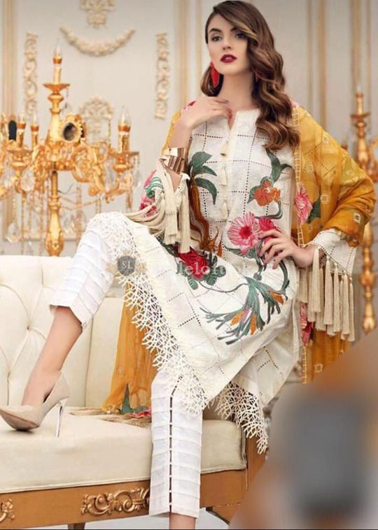 Branded Summer Lawn Collection 2020