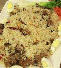 Kashmiri Pulao Recipe Chef Shireen Anwar