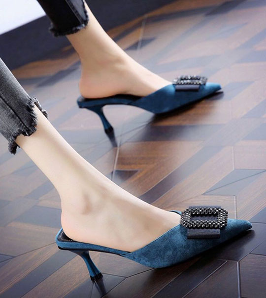 Stylish Heel Shoes Collection For Women 2020