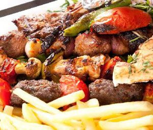 Lamb Boti kabab Easy Recipe