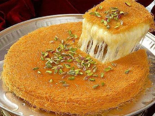 How to make Arbic Dessert Kunafa Recipe