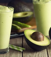 Milk and Avocado Smoothie Recipe