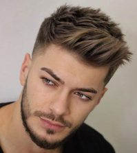 Men's Haircutstyles Trends 2021