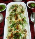 Stuffed Dahi Bhalla Chaat Recipe