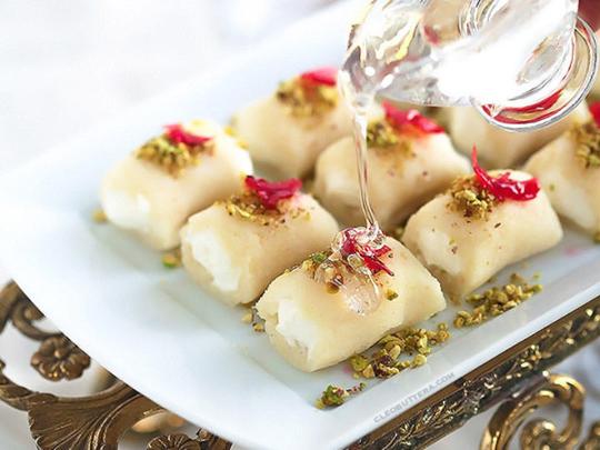 Halawet El Jibn Sweet Cheese Rolls Rcipes