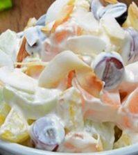 Creamy Fruit Chaat Recipe By Shireen Anwar
