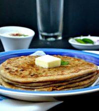Mooli ka Paratha recipe