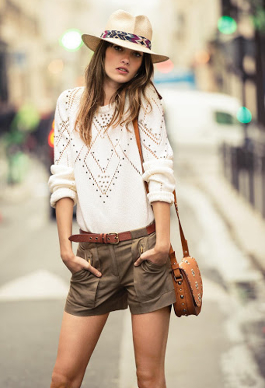 Ladies Shorts For Summer Outfits 2021