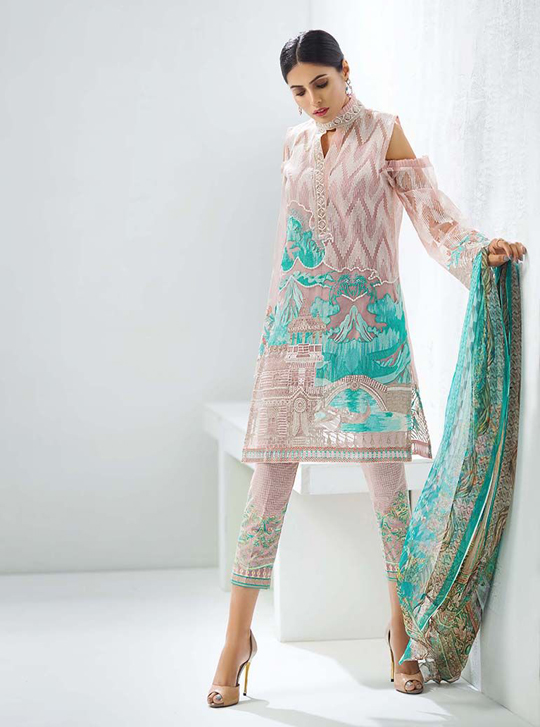 Latest Best Brands Eid Clothes Collections 2021