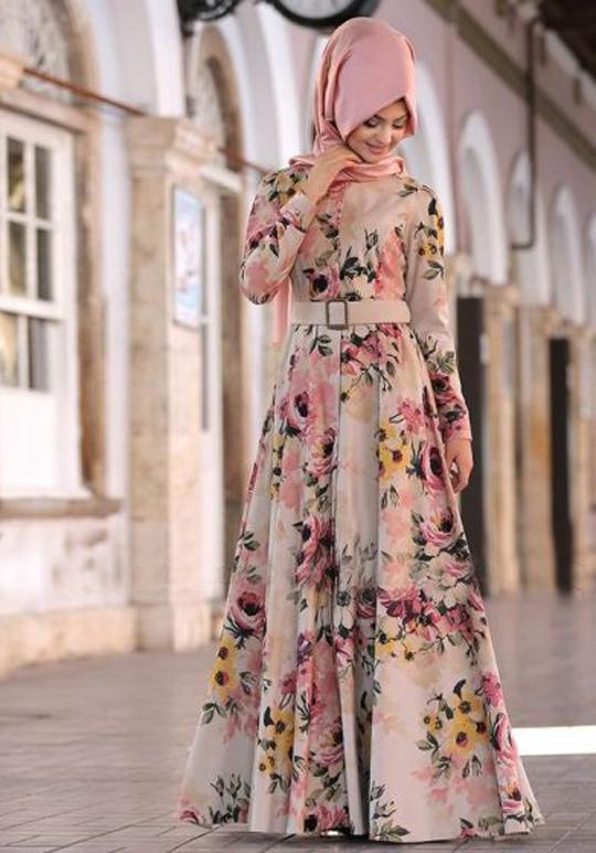 Arabic Abaya Female 2021