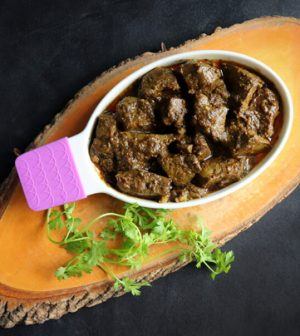 Liver Masala Recipe By Shireen Anwar