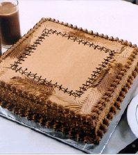 Arabian Coffee Cake Recipe