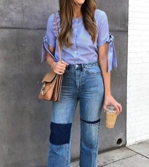 Latest Stylish Jeans for Ladies Trends 2021