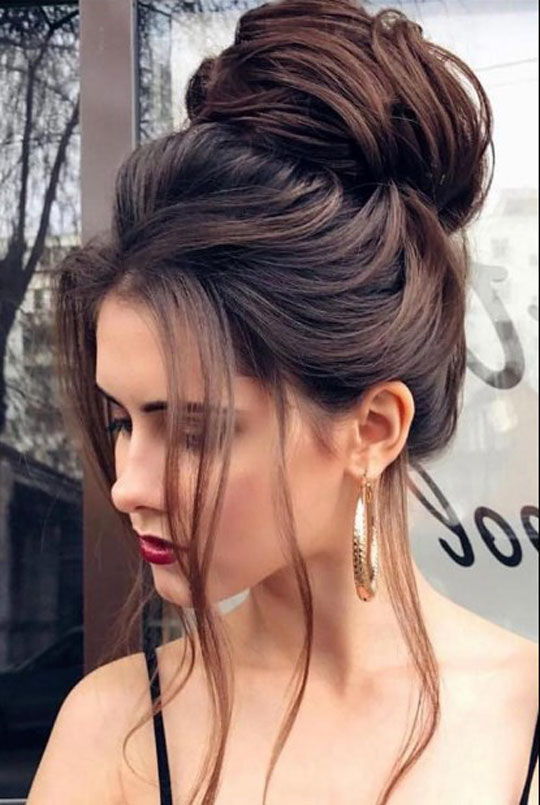 Unique Party Hairstyles 2018 Shanila S Corner
